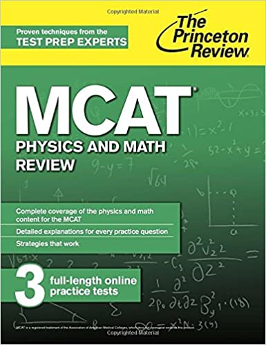 Mcat physics and math review new for mcat 2015 graduate school mcat physics and math review new for mcat 2015 graduate school test preparation 2nd edition fandeluxe Image collections