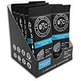 Better Than Coffee Energy Bars, Dark Chocolate & Coconut, Gluten Free, 12 count (70% Dark Chocolate Coconut, 12 count)