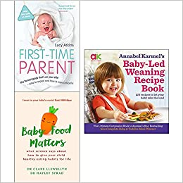 First time parent annabel karmel baby led weaning recipe book first time parent annabel karmel baby led weaning recipe book hardcover and baby food matters 3 books collection set amazon lucy atkins forumfinder Image collections