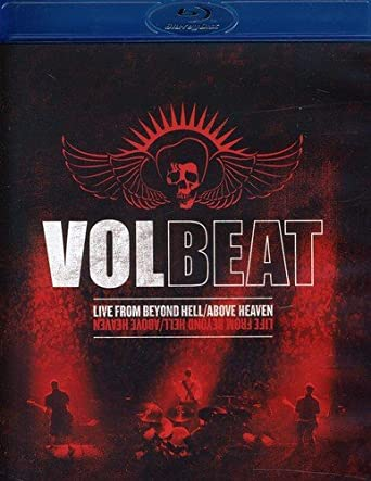 Amazon com: Volbeat - Live From Beyond Hell Above Heaven