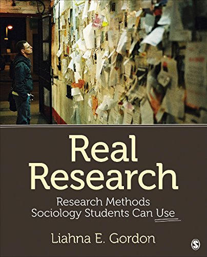 Download Real Research: Research Methods Sociology Students Can Use Pdf
