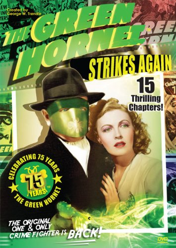 Green Hornet Strikes Again-75th Anniversary (Green Hornet Dvd)