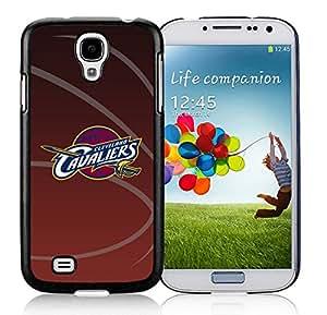 New Custom Design Cover Case For Samsung Galaxy S4 I9500 i337 M919 i545 r970 l720 Cleveland Cavaliers 11 Black Phone Case
