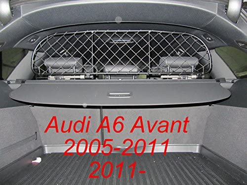Dog Guard, Pet Barrier Net and Screen RDA65-S for Audi A6 Avant Estate , car model produced from 2005 to 2011 and car model produced since 2011, for Luggage and Pets