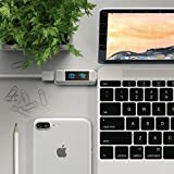 Satechi USB-C Power Meter Tester Multimeter for New Macbook, Macbook Pro, Test Speed of Chargers, Cables, External Battery Capacity