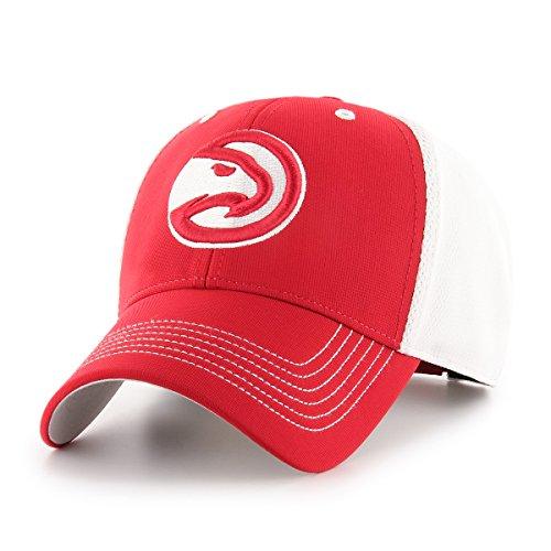 fan products of NBA Atlanta Hawks Sling OTS All-Star Adjustable Hat, Red, One Size