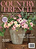 country cottage magazine Country French