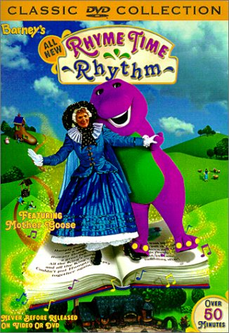 Top 2 best barney dvd rhyme time: Which is the best one in 2019?