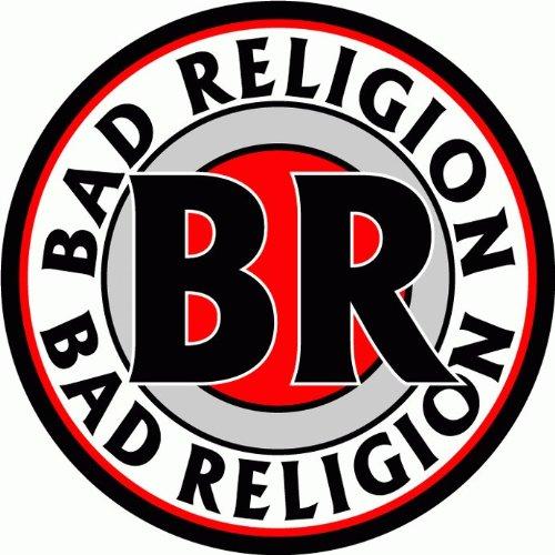 - Bad Religion Music Bumper Sticker 5