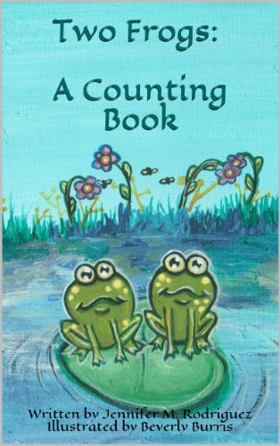 Two Frogs: A Counting Book