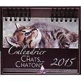 CALENDRIER DES CHATS ET DES CHATONS 2015