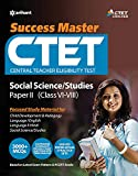 CTET Success Master Science Social/Studies Paper-II for Class VI-VIII 2019