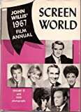Daniel Blum's Screen World 1967 (Screen World) (Hardcover), John Willis, 0819603082