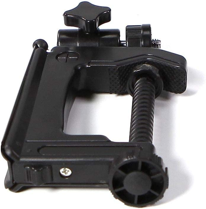 Portable Clamping Tripod Mini Table Stand with Swivel Ball Head for DSLR Camera Camcorder