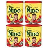 NESTLE NIDO Kinder 1+ Powdered Milk Beverage 1.76 lb. Canister (4 pack)