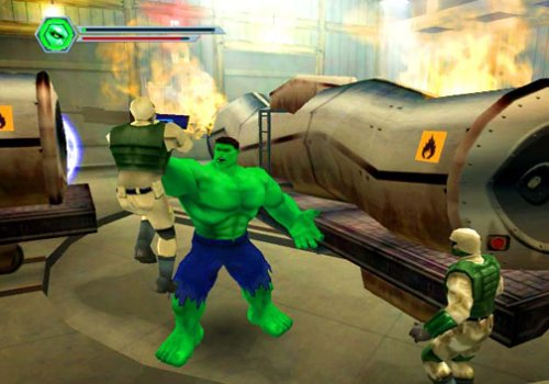 The incredible hulk pc game free download.