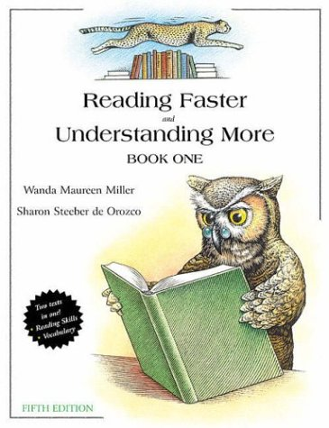 Reading Faster and Understanding More, Book 1 (5th Edition)