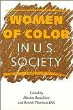 Women of Color in U. S. Society 9781566391054