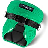 metric usa / Comfort Fit Pets No Pull Small Dog Harness Vest ● Easy to Put on & Take Off ● Soft Padded Interior & Exterior Puppy Harness ● Ensures Your Dog is Snug & Comfortable