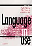 Language in Use Intermediate Self-study workbook with answer key