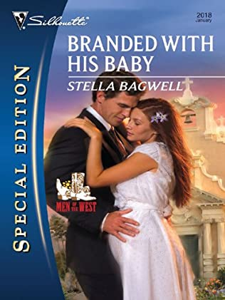 book cover of Branded with His Baby