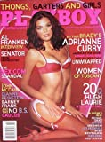 Adrianne Curry Cover Playboy Febuary 2006