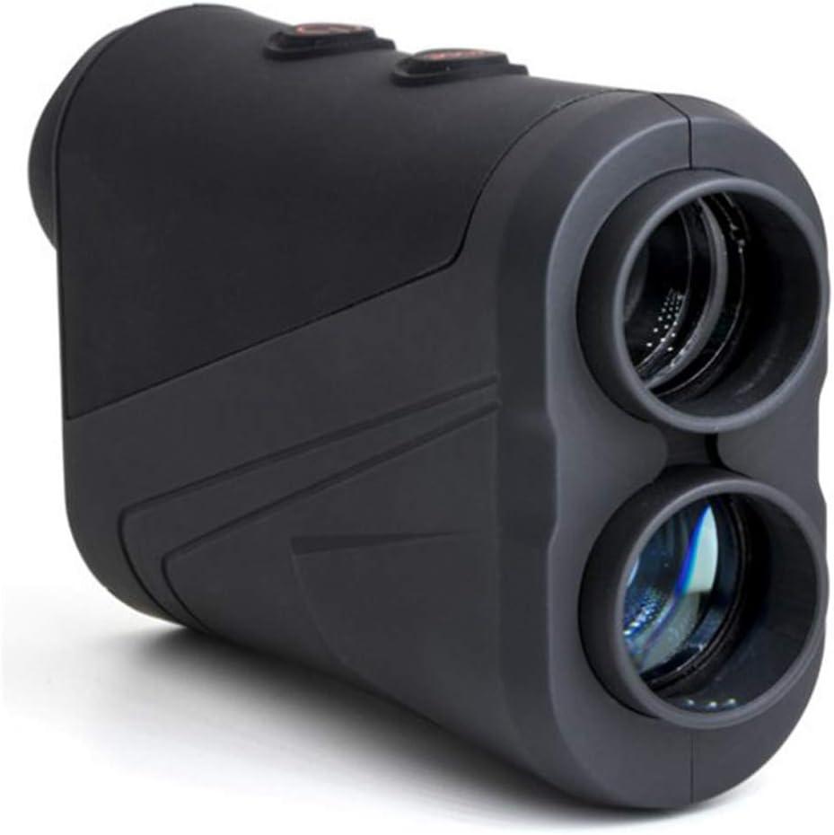 Sio Telémetro Impermeable Metro de Distancia del telescopio monocular 656Yard / 600M Golf Caza Salvaje, Que Van/Velocidad/Asta Bloquear/Escaneo Continuo