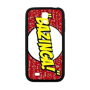 Bazinga game design Cell Phone Case for Samsung Galaxy S4 by Maris's Diary