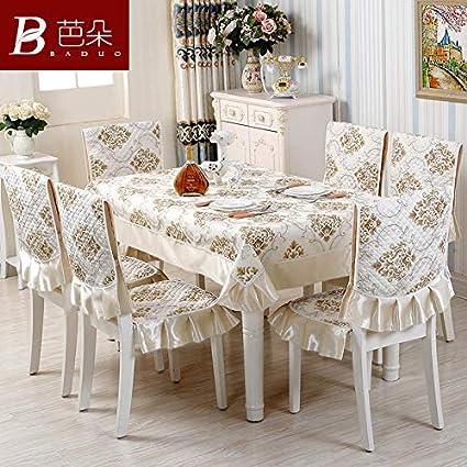 Cuscini per sedie in stile provenzale tre stampe | Cuscini