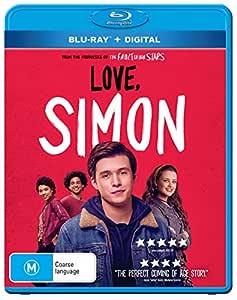Love, Simon (DHD) (Blu-ray)