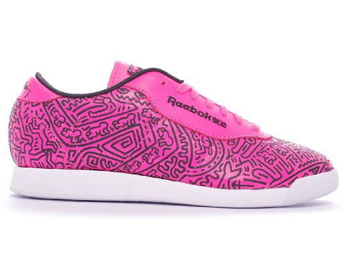 Sneaker Adulte Mixte Princess Haring Cuir Keith Lisse Reebok Low pPq1x0H