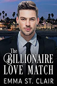 The Billionaire Love Match by Emma St. Clair ebook deal