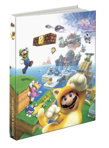 Super Mario 3D World Collector's Edition: Prima Official Game Guide (Super Mario 3 Strategy Guide compare prices)