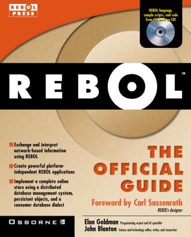 REBOL: The Official Guide (Book/CD Package) PDF