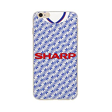 new concept d5636 14aa9 Ultra Retro Football Cases Manchester United FC Style Retro Shirt ...