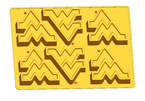 Virginia Mountaineers Muffin Cupcake Yellow product image