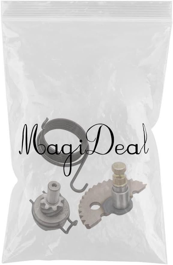 MagiDeal Kick Starter Arbre Ralenti Gear Printemps Kit De Reconstruction 139qmb