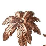 Copper Palm Tree - Unique 7th Anniversary Gift