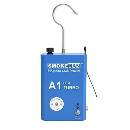 Amazon.com: YAKO-Store SMOKEMAN A1 Pro Turbo Smoke Automotive Diagnostic Leak Detector: Automotive