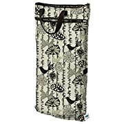 Planet Wise Hanging Wet/Dry Bag, Menagerie Twill