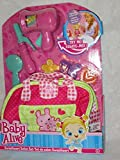 Hasbro Baby Alive Doll Sweetheart Salon Vanity Set