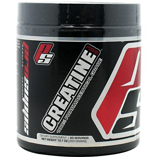Pro Supps Creatine Diet Supplement Unflavored, 60 Count