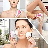 Facial Brush 5 in 1 Waterpfoof Facial Cleansing