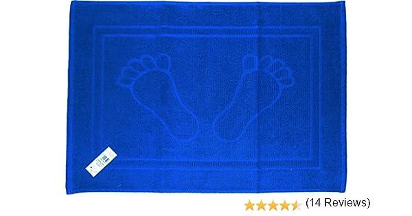 Alfombrilla de ducha, baño, alfombra, 50 x 70 cm, monocroma ...