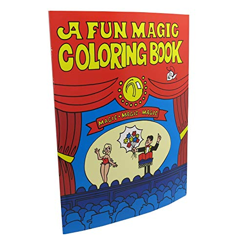 Royal Magic Coloring Book - Easy Magic Trick -