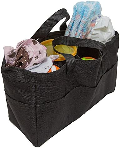Diaper Organizer Outside Storage Pockets product image