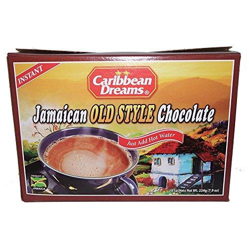 Jamaican Hot Chocolate - Jamaican Old Style Chocolate