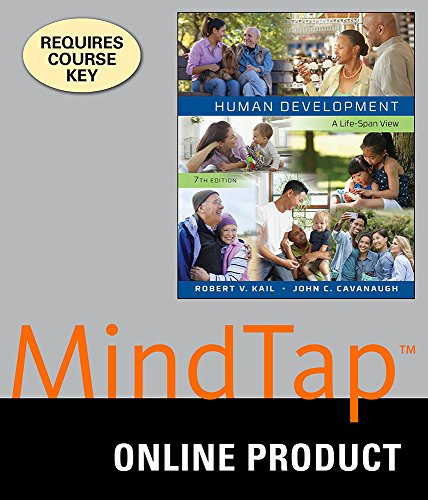 MindTap Psychology for Kail/Cavanuagh's Human Development: A Life-Span View, 7th Edition