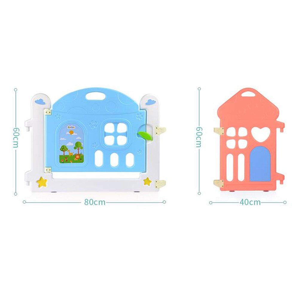 GYH Spiel-Zaun, Spiel-Zaun, Spiel-Zaun, Familien-Zaun-Kindersicherheits-Zaun Der Freizeitpark der Innenkinder ( ) (größe   1.92  1.92m) B07PGT38QQ | Genial  294715