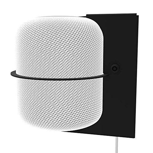 - Secure HomeBase Wall Mount for Apple HomePod
